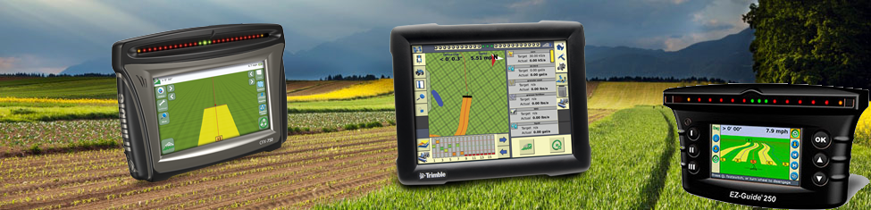 trimble ez guide 250 price